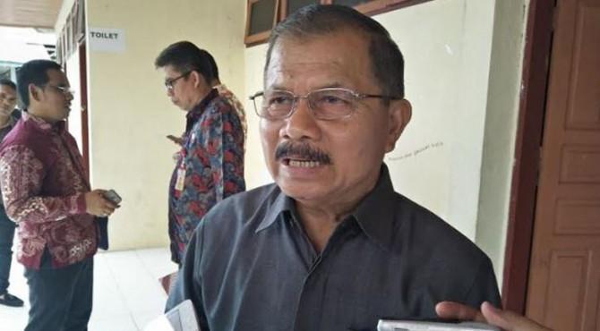 Bupati Padang Pariaman Ali Mukhi