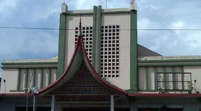 Wajah baru bioskop Raya Padang