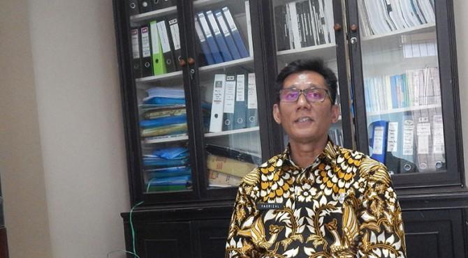 Kepala BKPSDM Payakumbuh, Yasrizal