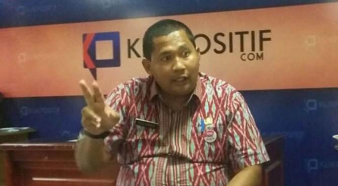 Kepala Dinas Kebudayaan dan Pariwisata Padang Medi Iswandi