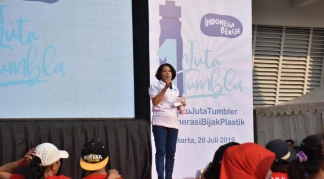 Sekretaris Jenderal Kementerian Kominfo, Rosarita Niken Widiastuti
