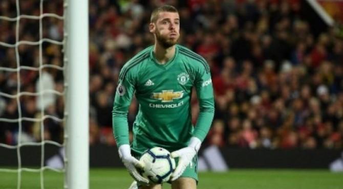 Kiper Manchester United, David de Gea