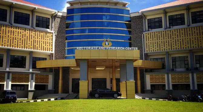 Rektorat Universitas Negeri Padang