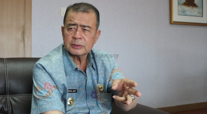 Nasrul Abit, Wakil Gubernur Sumatera Barat