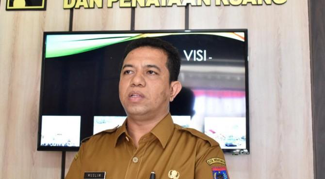 Kepala Dinas PUPR Kota Payakumbuh, Muslim.