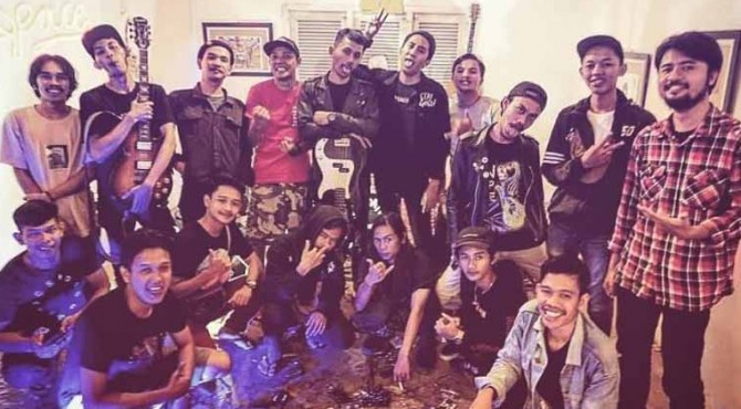 Komunitas Spirit Youth Movement di Basecam Tansu Om Chenk Creative Space