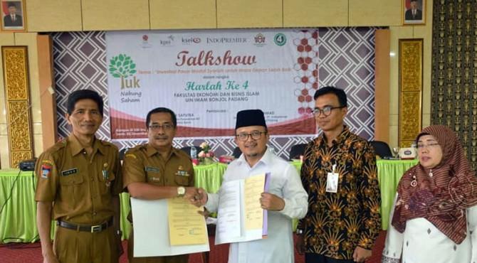 Kerjasama Pemko Padang dengan UIN Imam Bonjol Padang
