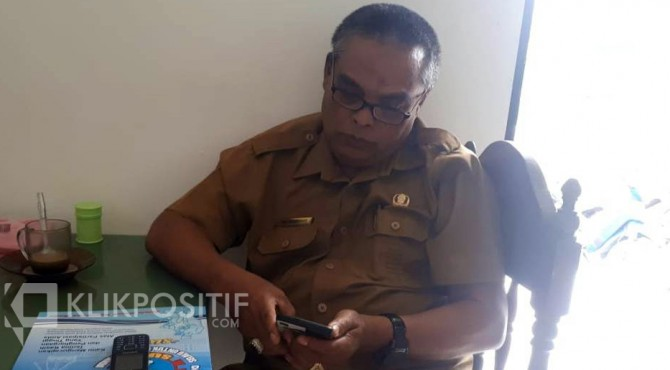 Kepala Dinas PTSP Kota Payakumbuh, Harmayunis.