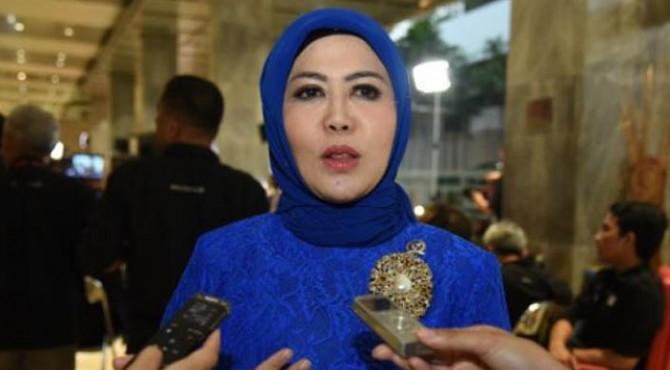 Anggota DPR RI Periode 2019-2024 Intan Fitriana Fauzi.