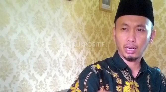 Ketua DPRD Kabupaten Pesisir Selatan Dedi Rahmanto Putra
