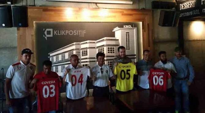 4 brand lokal yang akan menghiasi jersey Semen Padang FC untuk ISL 2017.
