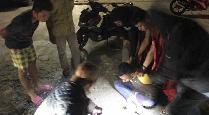 Bandar sabu di Limapuluh Kota ditangkap saat bertransaksi dengan polisi yang menyamar sebagai pembeli.