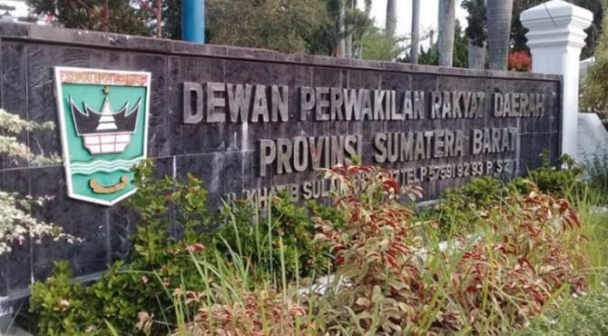 Kantor Dewan Perwakilan Rakyat Daerah (DPRD) Sumatera Barat
