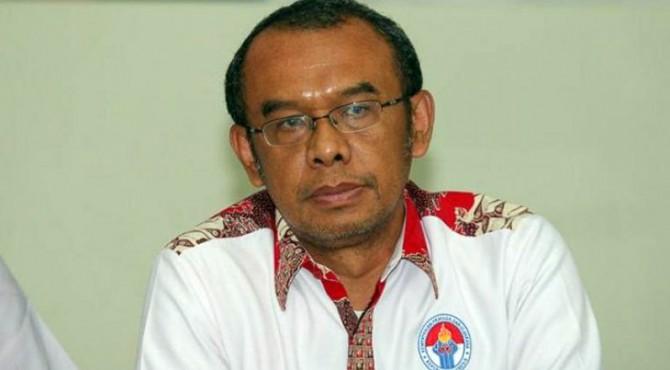 Kepala Komunikasi Publik Kemenpora RI, Gatot S. Dewa Broto.