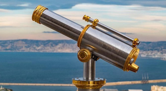 Teleskop optik terbesar dunia dibangun di cile