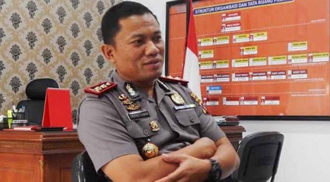 Kapolres Payakumbuh, AKBP Endrastiawan Setyowibowo