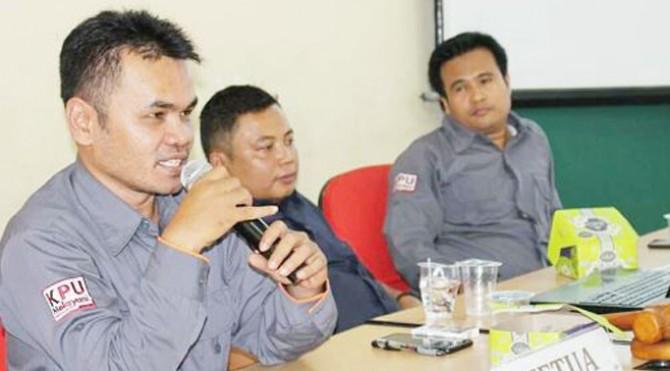 Ketua KPU Pasaman, Rodi Andermi