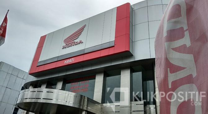 Main Dealer Honda Sumbar, Hayati Pratama Mandiri