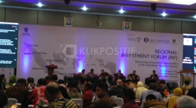 Diskusi Regional Investment Forum 2017