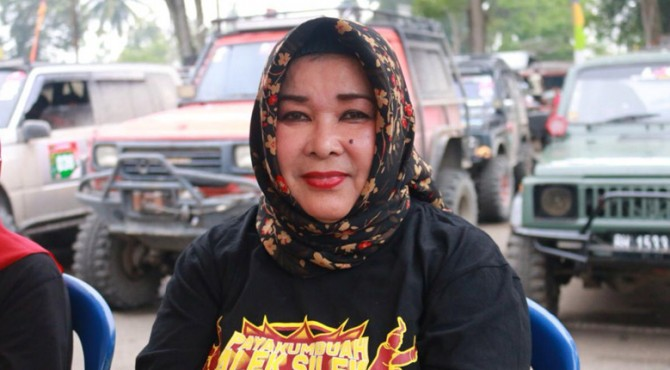 Kabid Kebudayaan Disparpora Payakumbuh Nirdawati.