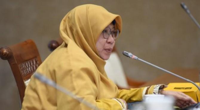Anggota Komisi XI DPR RI Anis Byarwati.