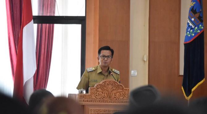 Wakil Wali Kota Payakumbuh, Erwin Yunaz.