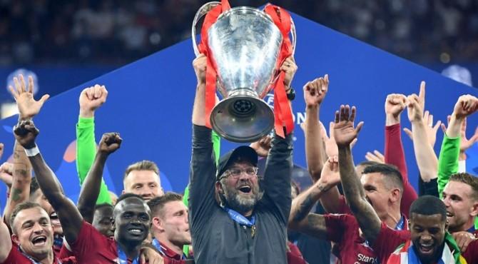 Liverpool juara Liga Champions