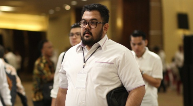 Irfan Amran, Ketua Kadin Padang terpilih untuk periode 2019-2024
