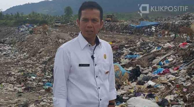 Kepala Badan Penanggulangan Dampak Lingkungan (Bapedalda) kota Padang Edy Hasyimi.