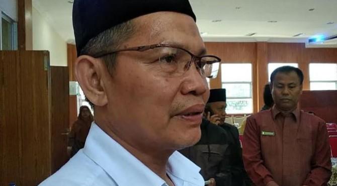Sekum MUI Kabupaten Solok, Drs. Elyunus.