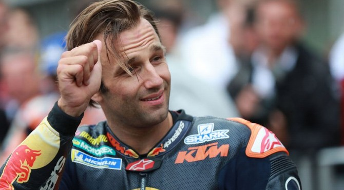 Johann Zarco tinggalkan KTM