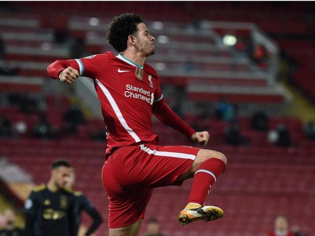 Liverpool keluar sebagai juara Grup D
