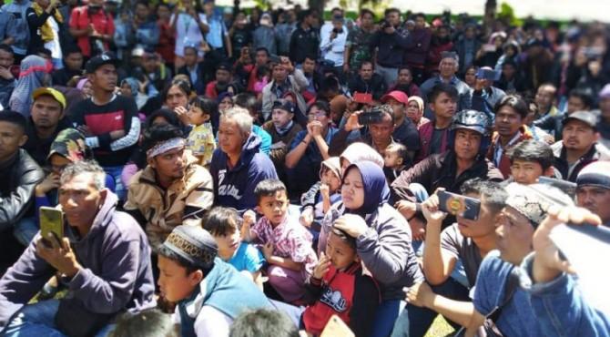 Korban kerusuhan Wamena