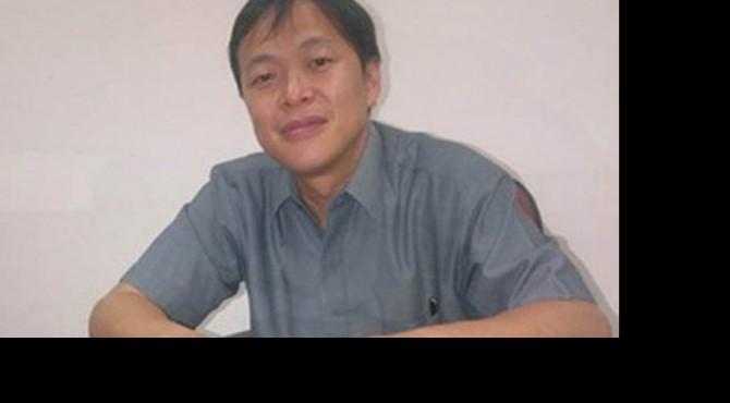Anggota DPRD Sumbar Albert Hendra Lukman