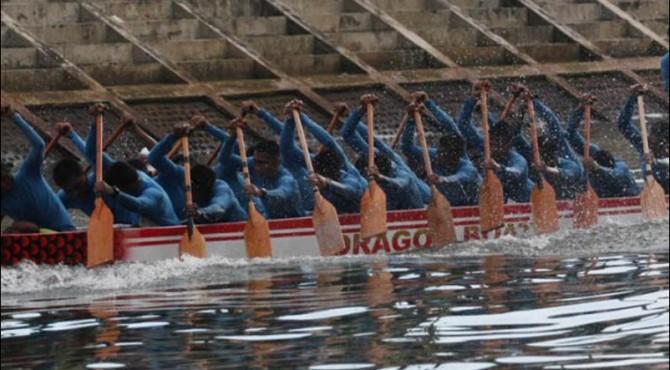 Peserta Festival Gragon Boat