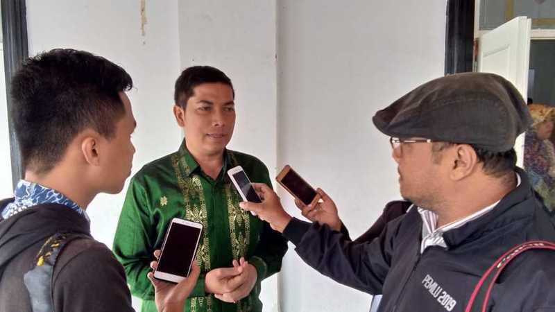 Wali Kota Sawahlunto Deri Asta