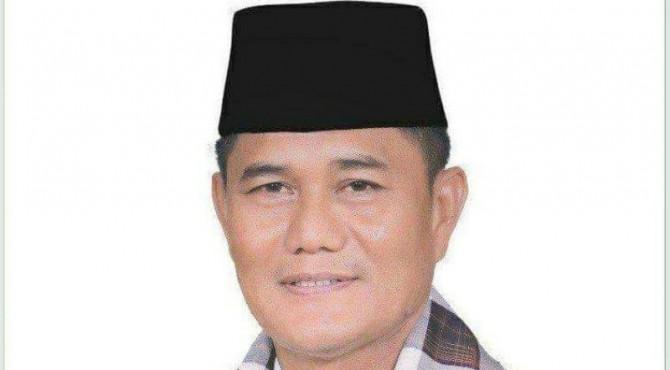 Ketua sementara DPRD Kota Padang, Syafrial Kani