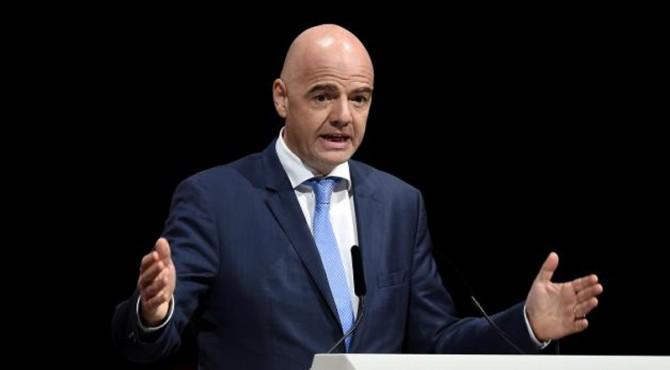 Presiden FIFA, Gianni Infantino