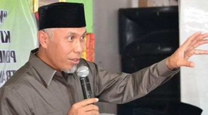 Walikota Padang, Mahyeldi Ansharullah