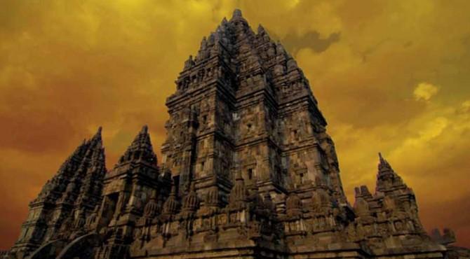 Salah satu objek wisata di Yogyakarta.