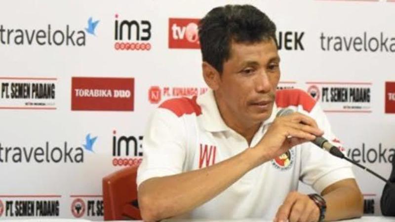 Caretaker Semen Padang FC, Welliansyah.