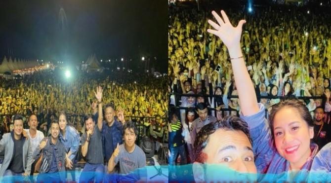 Langit Musik sukses menggelar PagelaRans festiva yang digelar di GOR H. Agus Salim, Sabtu, 26 Oktober 2019