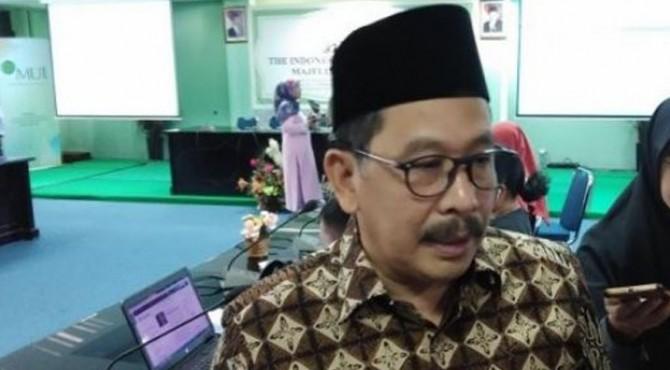 Wakil Ketua Umum MUI Zainut Tauhid Sa'adi