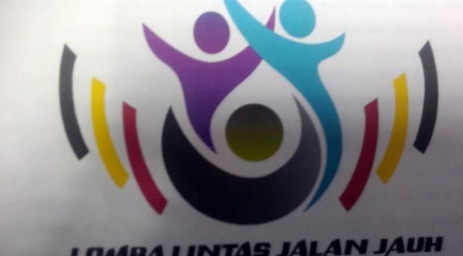 Logo Lomba Lintas Jalan Jauh MPALH UNP XII