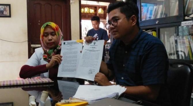 drg Romi Syofpa Ismael di LBH Padang
