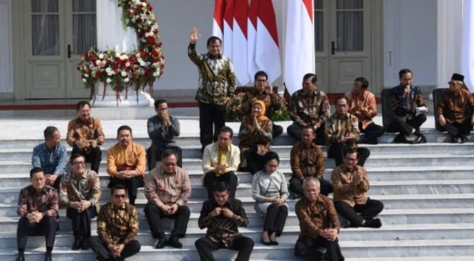 Kabinet Pemerintahan 2019-2024