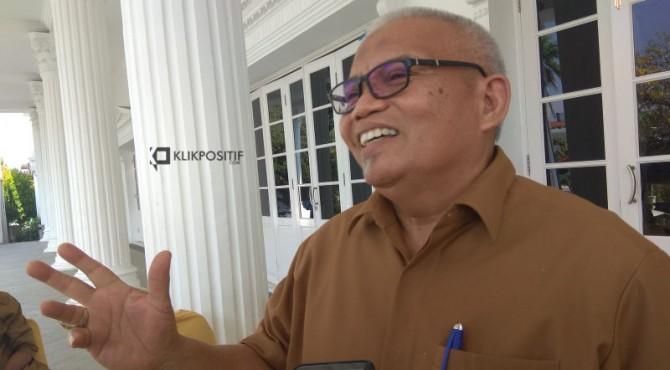 Kepala BKD Sumbar Abdul Gafar