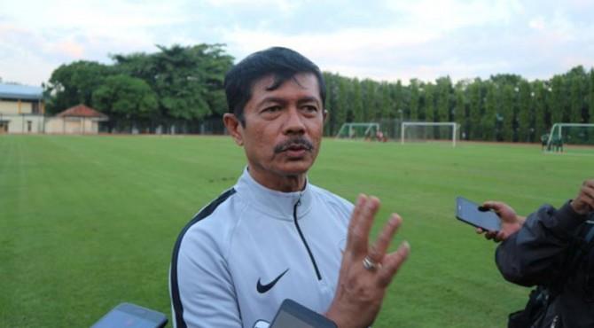 Pelatih Timnas U-23, Indra Sjafri