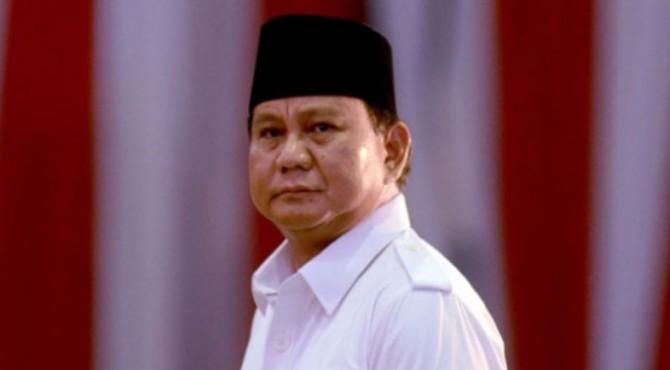 Ketua Umum Gerindra Prabowo