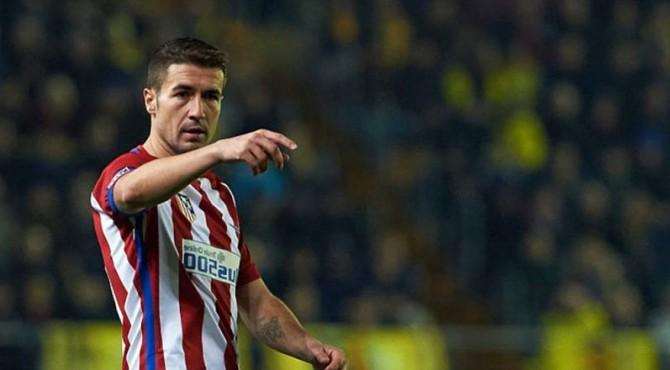 Kapten Atletico Madrid, Gabi.